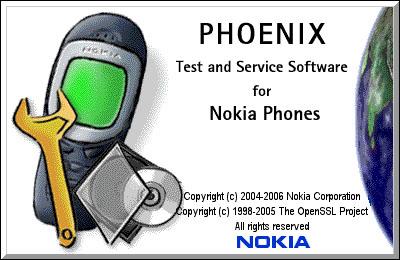Nokia phoenix service software 0