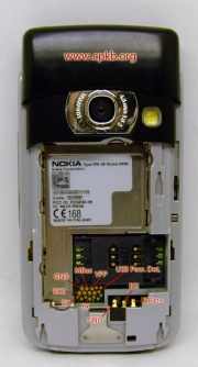 nokia 6680 pinout cpkb cell phone knowledge base rh cpkb org Old Nokia Phones Old Nokia Phones